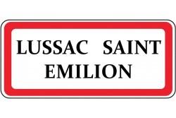Lussac Saint Emilion