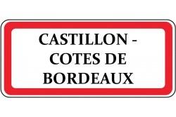 Castillon - Côtes de Bordeaux