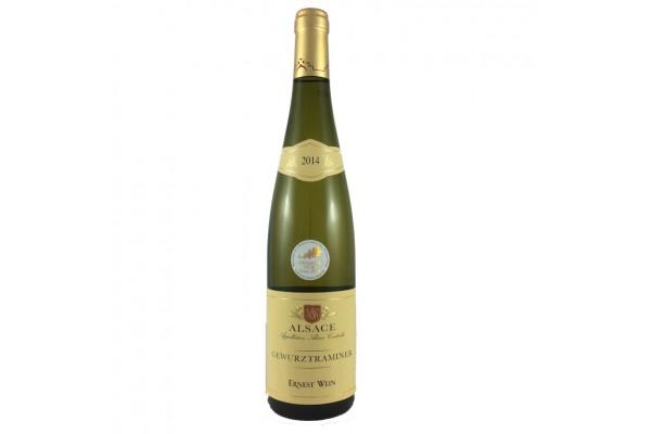Alsace - Gewurztraminer - Ernest Wein - Médaille d'Or Paris 2017