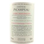 Lussac Saint Emilion - Château Picampeau - 37,5 cl