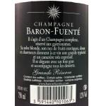 Champagne - Baron Fuenté - Grande Réserve 1/2 Sec