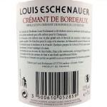 Crémant de Bordeaux - Louis Eschenauer