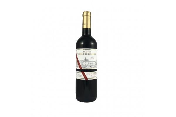 Côtes de Bordeaux - Château Couvent des Cordeliers - 2018
