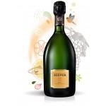 Champagne JEEPER - Cuvée Grande Réserve Chardonnay - 75 cl - 12°