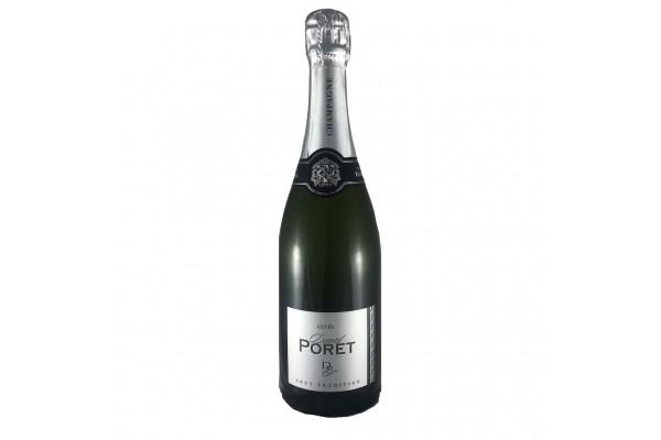 Champagne DUBOIS - Cuvée David PORET - Brut - 12° - 75 cl