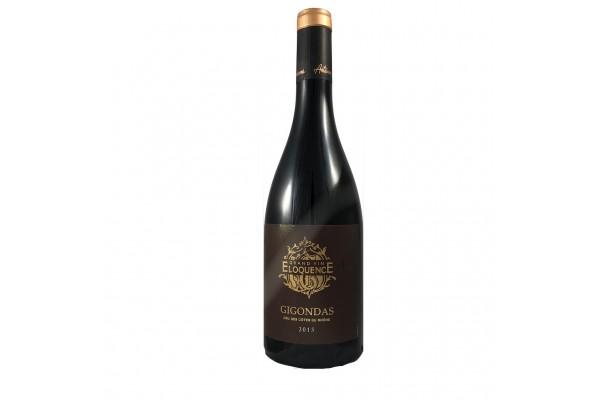 Gigondas - Rouge - Grand Vin Eloquence - 2015 - 75 cl
