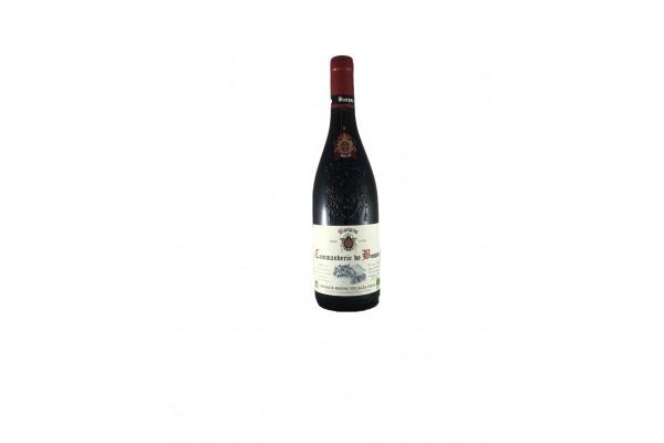 Côtes du Rhône Village - Visan - Rouge  - Commanderie Bonpas - BIO - 14° - 2018 - 75 cl